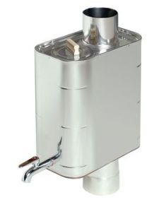 Harvia pipe water heater model